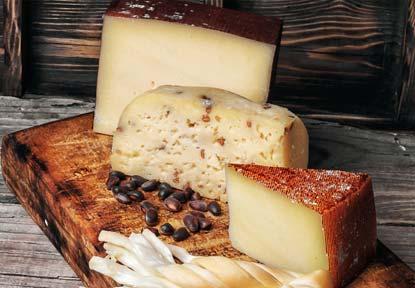 Czym różnią się szwajcarskie sery od holenderskich?